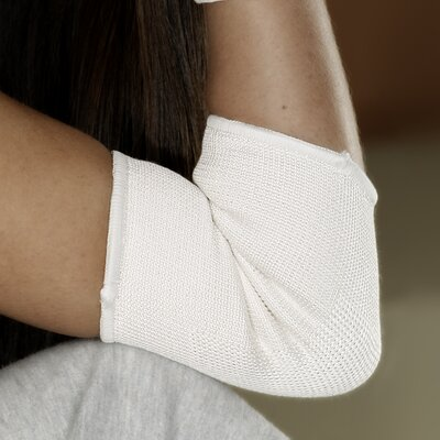 NYOrtho Slip-On Elbow Support in Cream