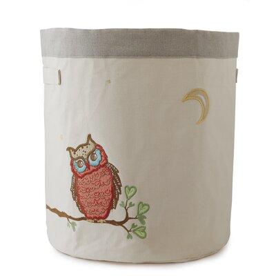 The Little Acorn Baby Owls Mama Owl Toy Storage Bin