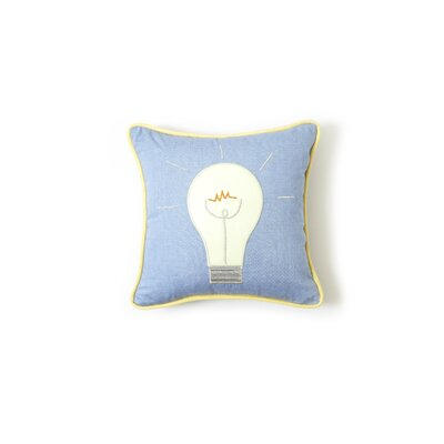 The Little Acorn Light Bulb Pillow