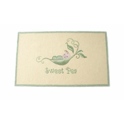 The Little Acorn Sweet Pea Kids Rug