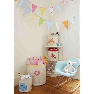 The Little Acorn Baby Owls Pillow