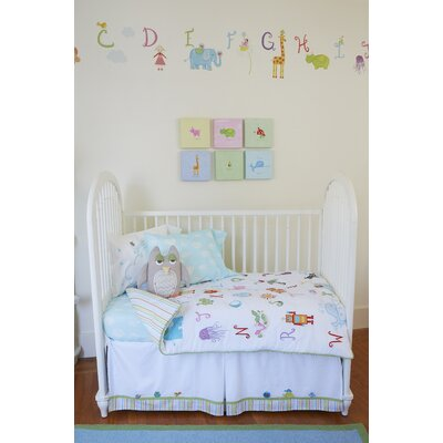 The Little Acorn Alphabet Adventure Quilt