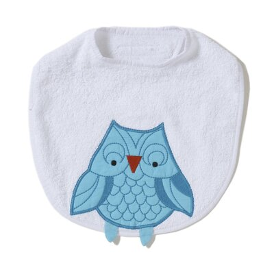 The Little Acorn Alphabet Adventure Owl Bib