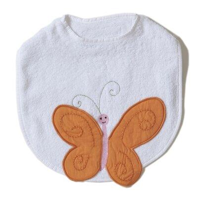The Little Acorn Natureland Fairies Butterfly Bib
