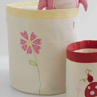 Natureland Fairies Flower Toy Storage Bin