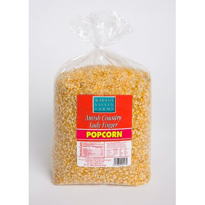 Wabash Valley Farms Ladyfinger Gourmet Popping Corn