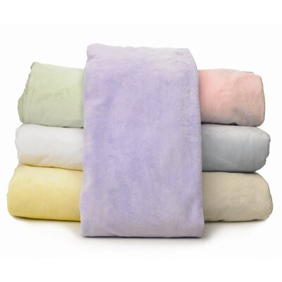 American Baby Company Heavenly Soft Minky Dot Chenille Contoured Changing Table Cover