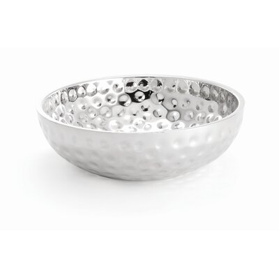 "Tablecraft Bali Round Double Wall 13"" Bowl"