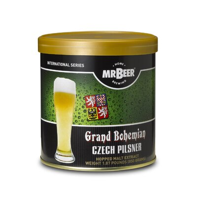 Mr. Beer Czech Pilsner Brew Pack