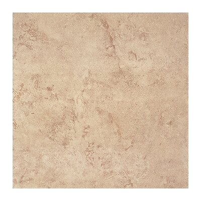 "Interceramic Bruselas 13"" x 13"" Ceramic Floor Tile in Noce"