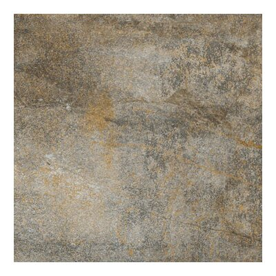 "Marazzi Vesale Stone 13"" x 13"" Field Tile in Smoke"