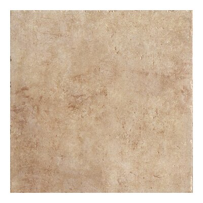 "Marazzi Walnut Canyon 6- 1/2"" x 6- 1/2"" Modular Tile in Golden"