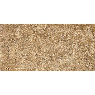 """Marazzi Artea Stone 6-1/2"""" x 13"""" Modular Tile in Noce"""