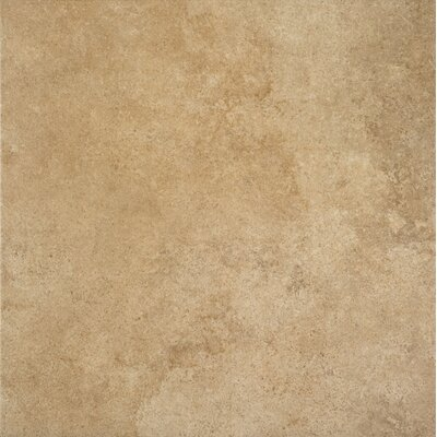"Marazzi Stone Age 18"" x 18"" Glazed Ceramic Field Tile in Mammoth"
