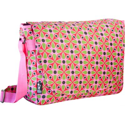 Ashley Kaleidoscope Laptop Messenger Bag