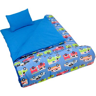 Wildkin Olive Kids Heroes Sleeping Bag