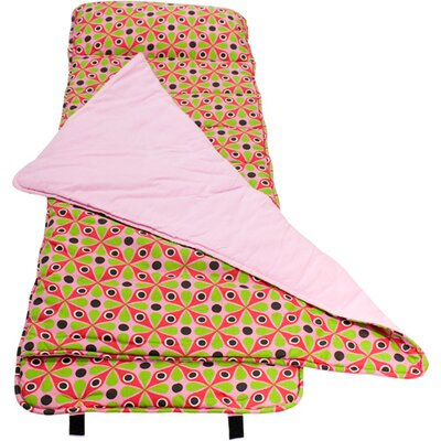 Wildkin Kaleidoscope Nap Mat in Pink