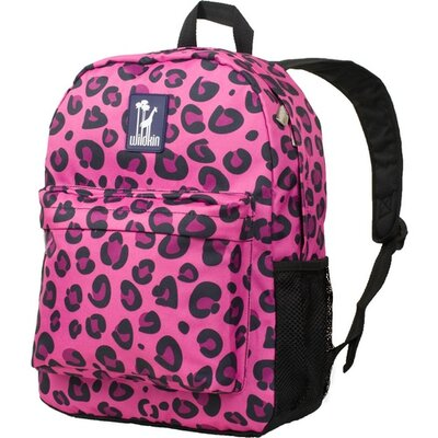 Crackerjack Leopard Backpack