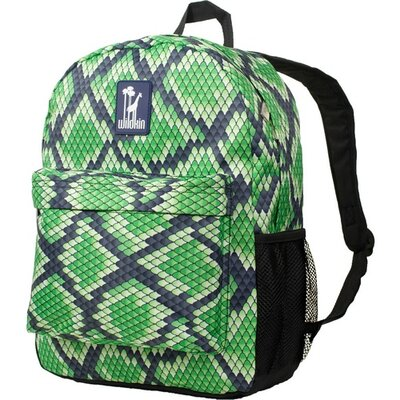 Crackerjack Snake Skin Backpack
