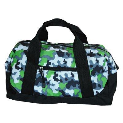 Astronaut Camouflage Kid Duffel Bag