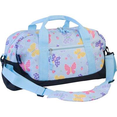 Astronaut Butterfly Garden Kid Duffel Bag