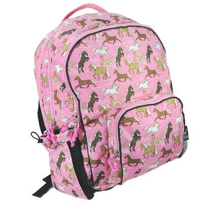 Classic Horses Macropak Backpack