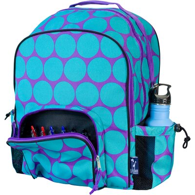 Big Dots Aqua Macropak Backpack