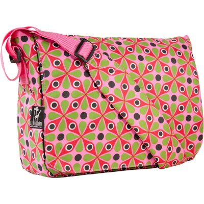 Wildkin Kaleidoscope Kickstart Messenger Bag