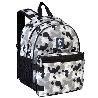Ashley Camo Bogo Backpack