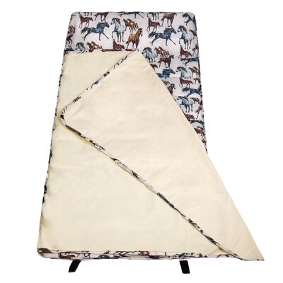 Wildkin Classic Horse Dreams Easy Clean Nap Mat