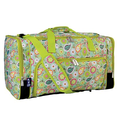 Wildkin Ashley Weekender Duffel Bag