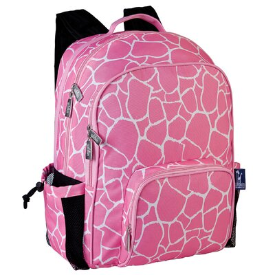 Ashley Giraffe Macropak Backpack