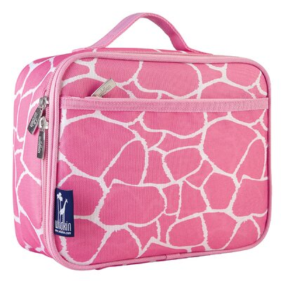 Ashley Giraffe Lunch Box