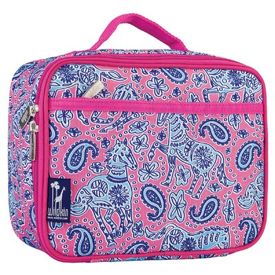 Ashley Ponies Lunch Box