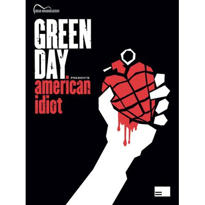 Alfred Publishing Company Green Day: American Idiot