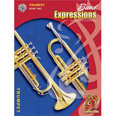 Alfred Publishing Company Band Expressions™, Book Two: Student Edition (Book and CD)