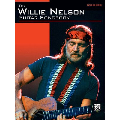 Alfred Publishing Company The Willie Nelson Guitar Song Book