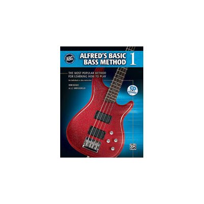 Alfred Publishing Company Basic Bass Method, Level 1