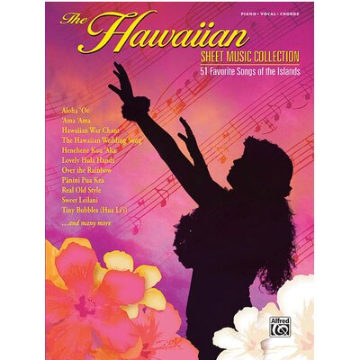Alfred Publishing Company The Hawaiian Sheet Music Collection