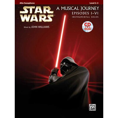 Alfred Publishing Company Star Wars® Instrumental Solos (Movies I-VI): Alto Sax