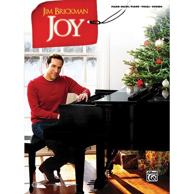 Alfred Publishing Company Jim Brickman: Joy