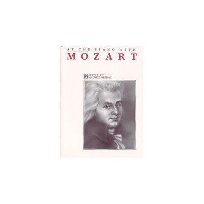 Alfred Publishing Company At the Piano with Mozart
