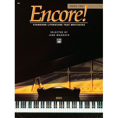 Alfred Publishing Company Encore!, Book 2