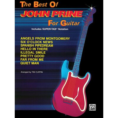 Alfred Publishing Company The Best of John Prine for Guitar
