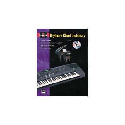 Alfred Publishing Company Basix®: Keyboard Chord Dictionary