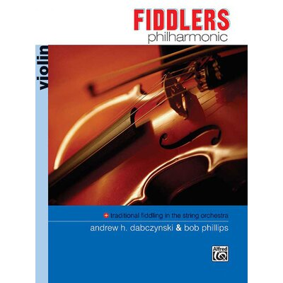 Alfred Publishing Company Fiddlers Philharmonic: Violin