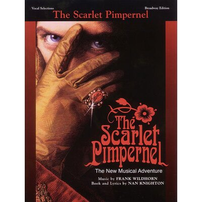 Alfred Publishing Company The Scarlet Pimpernel: Vocal Selections