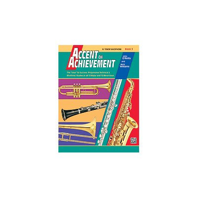 Alfred Publishing Company Accent on Achievement, Book 3