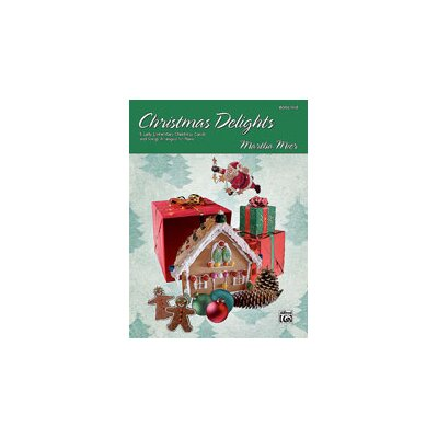 Alfred Publishing Company Christmas Delights, Book 1