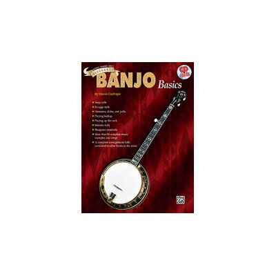 Alfred Publishing Company Ultimate Beginner Series: Bluegrass Banjo Basics